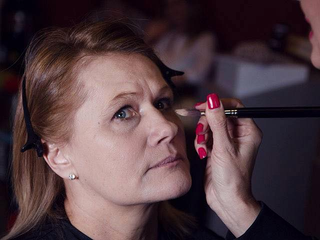 Líčení a make up na focení