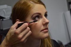make up, líčení na večírek